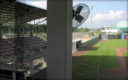 Segnette Field Stadium